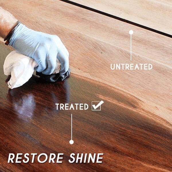 Vhodný pre všetky druhy drevených povrchov image
