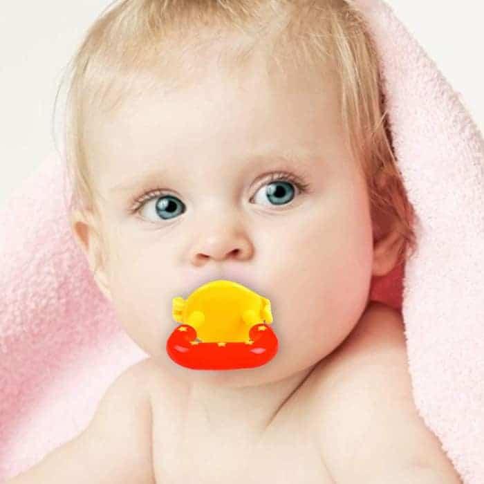 Stimulácia chuti do ovocného a zeleninového jedla  image